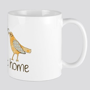 Born at home Mugs