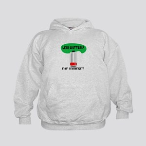 Low Battery Hoodie