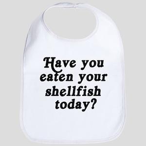 shellfish today Bib