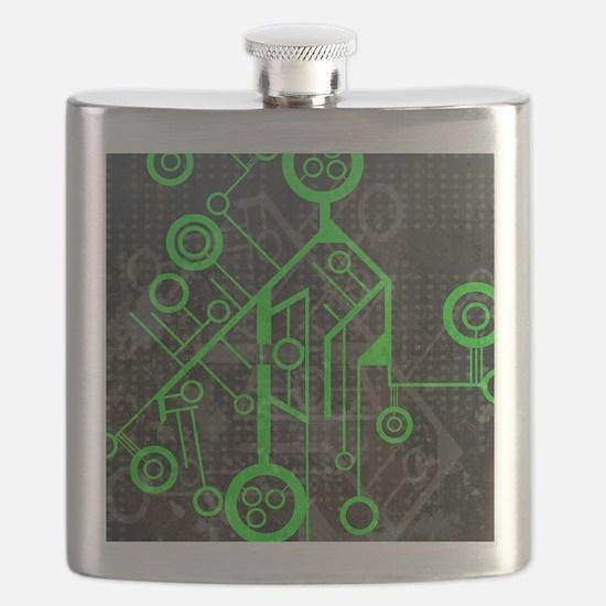Cute La tech Flask
