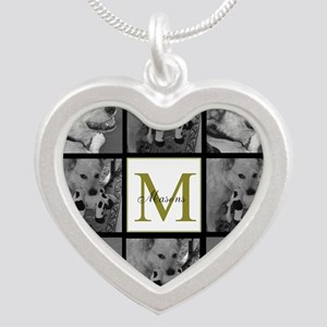 Beautiful Photo Block and Monogram Necklaces