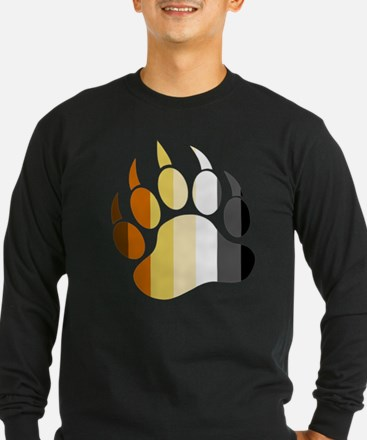 Bear paw Long Sleeve T-Shirt