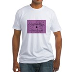 Scrapbooking - Everyday Magic Fitted T-Shirt