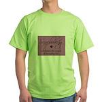 Scrapbooking - Everyday Magic Green T-Shirt
