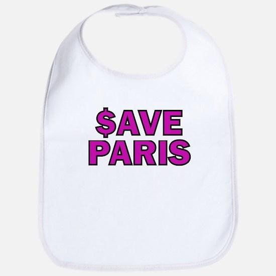 $ave Paris Bib
