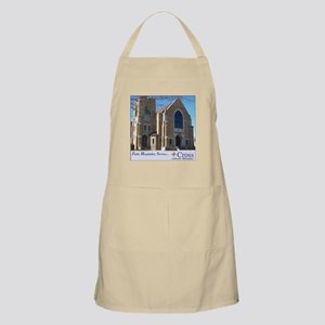 Building Slogan Apron