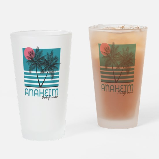 Cute Anaheim Drinking Glass