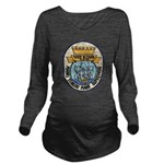 USS KING Long Sleeve Maternity T-Shirt