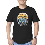 USS KING Men's Fitted T-Shirt (dark)