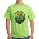 USS KING Green T-Shirt