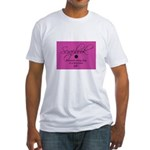 Scrapbook - Every Day a Preci Fitted T-Shirt