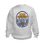 USS KING Kids Sweatshirt