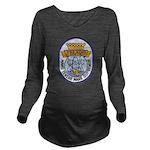 USS KING Long Sleeve Maternity T-Shirt