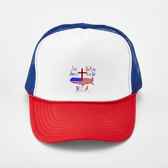 Al B. Myson Trucker Hat