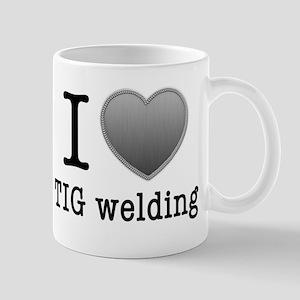I love TIG welding Mugs