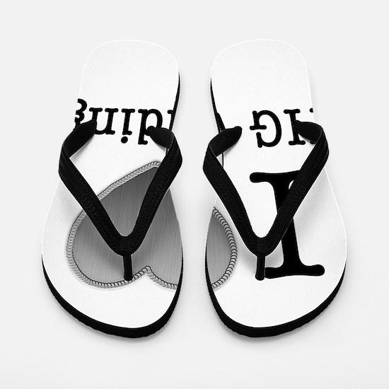 I love TIG welding Flip Flops