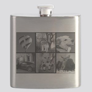 Photo Block to Personalize Flask