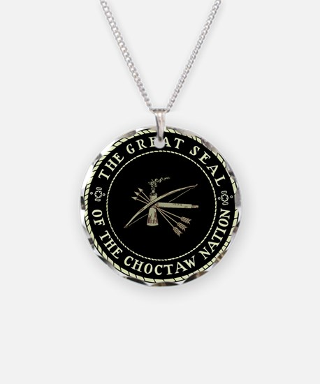Choctaw Seal Necklace