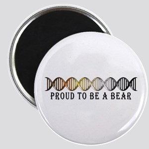 Gay Bear Pride DNA Magnet