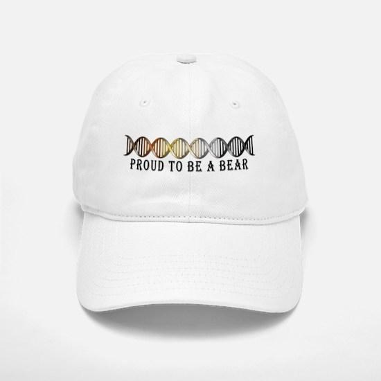 Gay Bear Pride DNA Baseball Baseball Cap