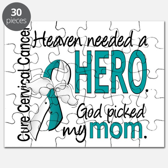 Cervical Cancer HeavenNeededHero1.1 Puzzle
