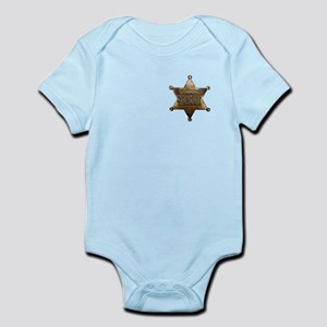 Sheriff Badge Body Suit