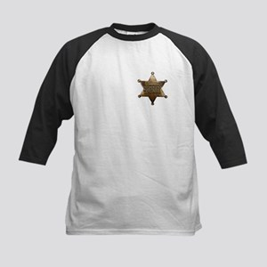 Sheriff Badge Baseball Jersey