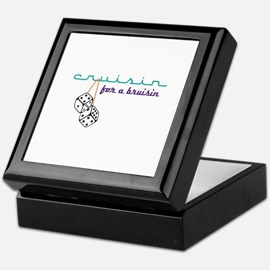 For A Bruisin Keepsake Box