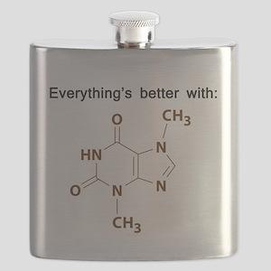Chocolate Chemistry Flask