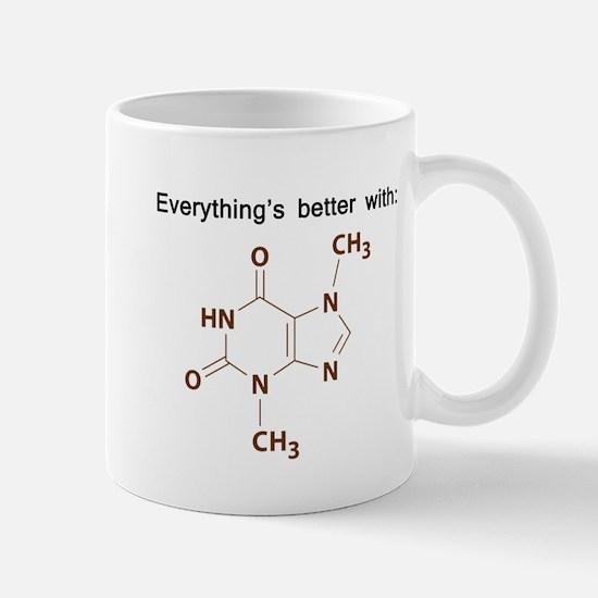 Chocolate Chemistry Mugs