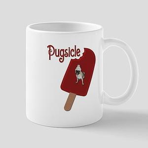 Pugscicle Mug II
