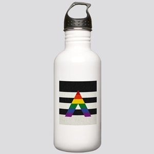 Ally Flag Stainless Water Bottle 1.0L
