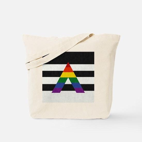 Ally Flag Tote Bag