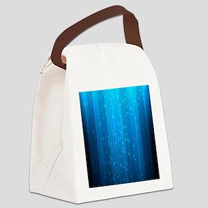 Magical Stars Canvas Lunch Bag