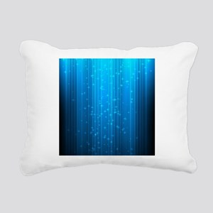Magical Stars Rectangular Canvas Pillow