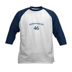 Adirondacks 46 Kids Baseball Jersey