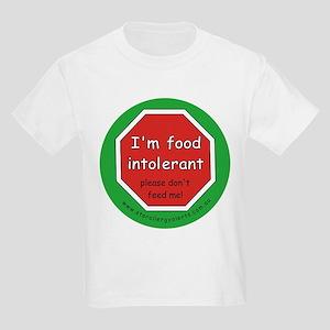 I'm food intolerant Kids Light T-Shirt