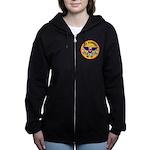 USS KLONDIKE Women's Zip Hoodie