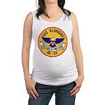 USS KLONDIKE Maternity Tank Top