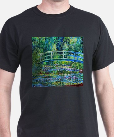 Monet - Water Lily Pond T-Shirt