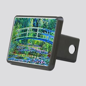 Monet - Water Lily Pond Rectangular Hitch Cover
