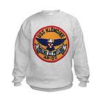 USS KLONDIKE Kids Sweatshirt