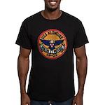 USS KLONDIKE Men's Fitted T-Shirt (dark)