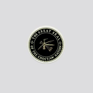 CHOCTAW SEAL Mini Button