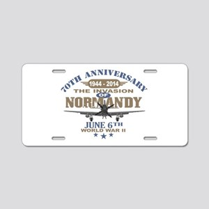 D-Day 70th Anniversary Battle of Normandy Aluminum