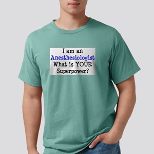 anesthesiologist Mens Comfort Colors Shirt