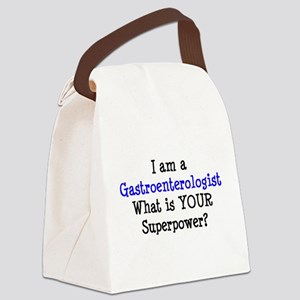 gastroenterologist Canvas Lunch Bag