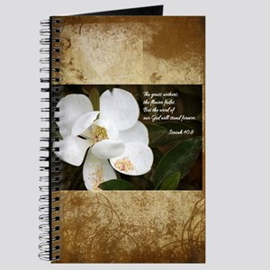 The Magnolia Fades Journal