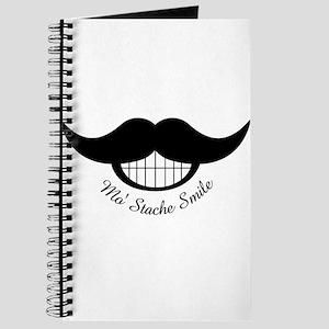 Mustache Smile Journal