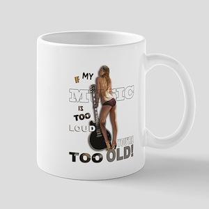 Too Loud-Design 2 Mugs